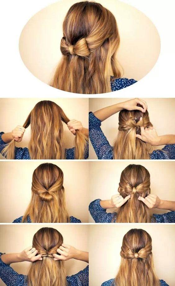 Más inspirador peinados para navidad Galería de tendencias de coloración del cabello - 20 peinados fáciles y sencillos para hacer esta navidad