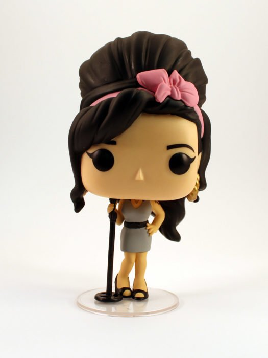 muñeca pop de amy whinehouse