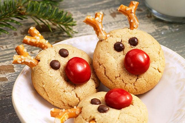 galletas de reno