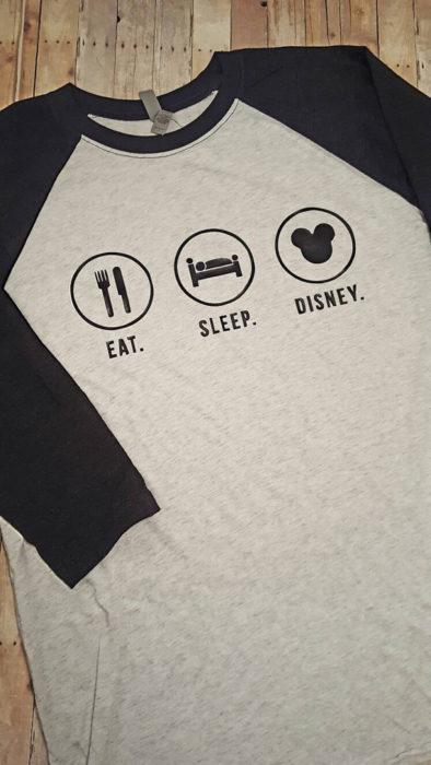 Camiseta de Disney