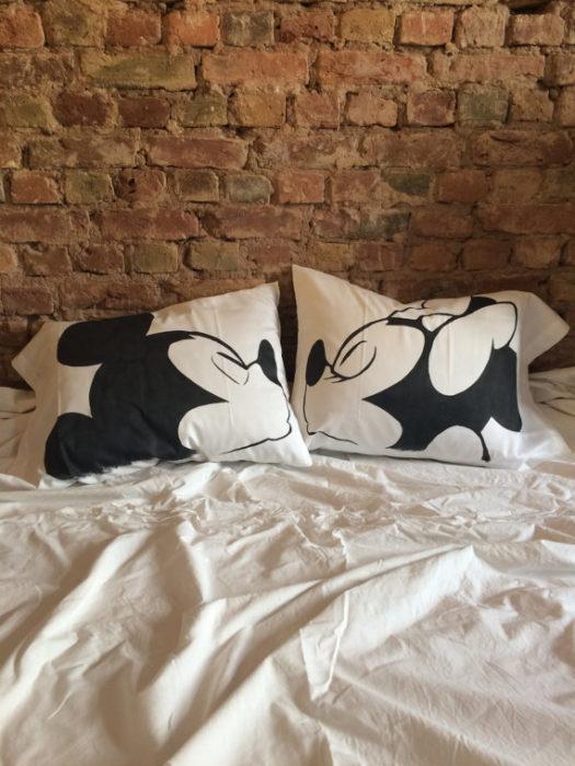 Almohadas de Mickey