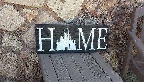 Letrero decorativo para una casa
