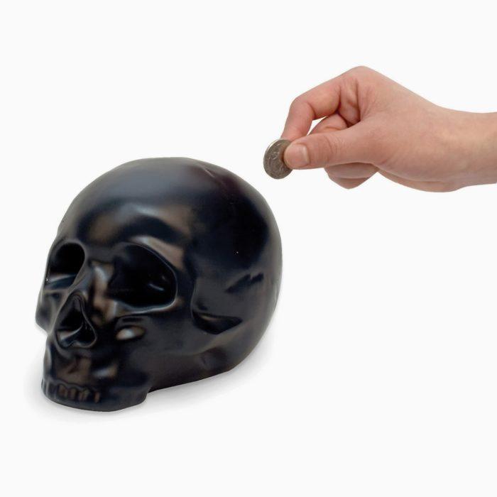 Cráneo alcancía