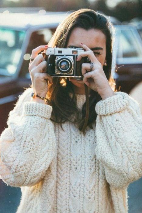 Toma fotos