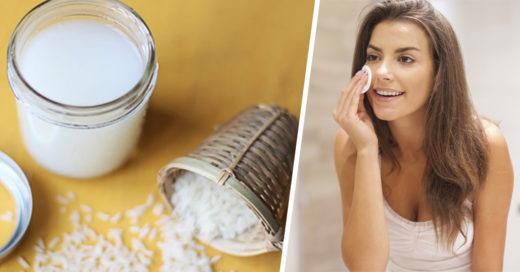 Cutis nuevo para el 2017, elimina las manchas de tu piel con agua de arroz