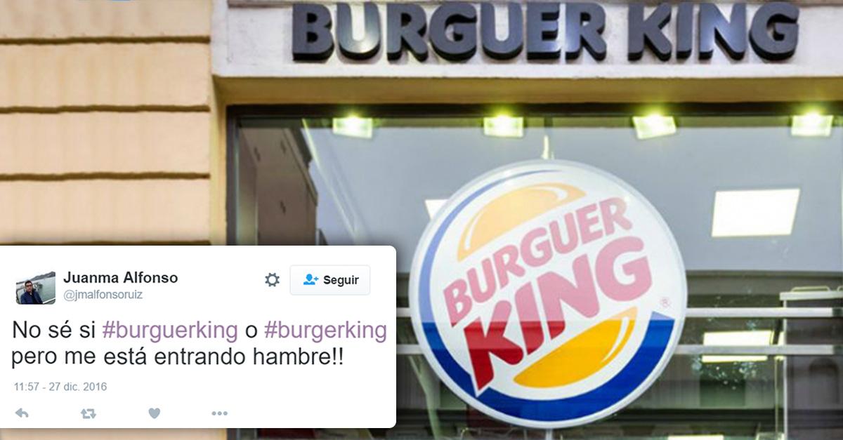 """""""Burguer King"""" agrega una U en su nombre y trolea de manera épica a todo Internet"""