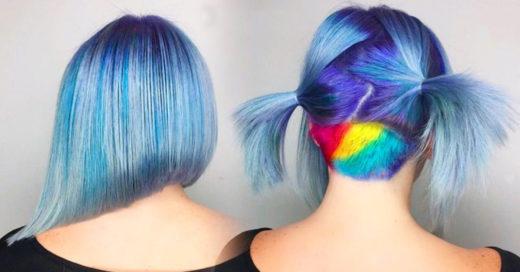 Prepárate porque amaras el cabello lollipop en 2017