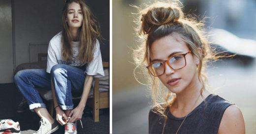 20 razones que definen a una chica que no se complica con la moda