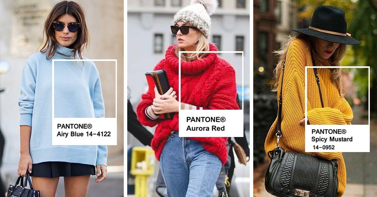 10 colores indispensables para este invierno 2016
