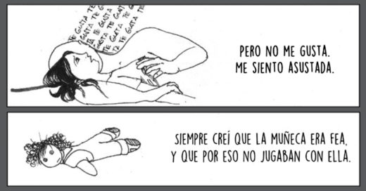 """""""Buscando Justicia"""": la cruda historieta de un relato del abuso sexual que la ley jamás creyó"""