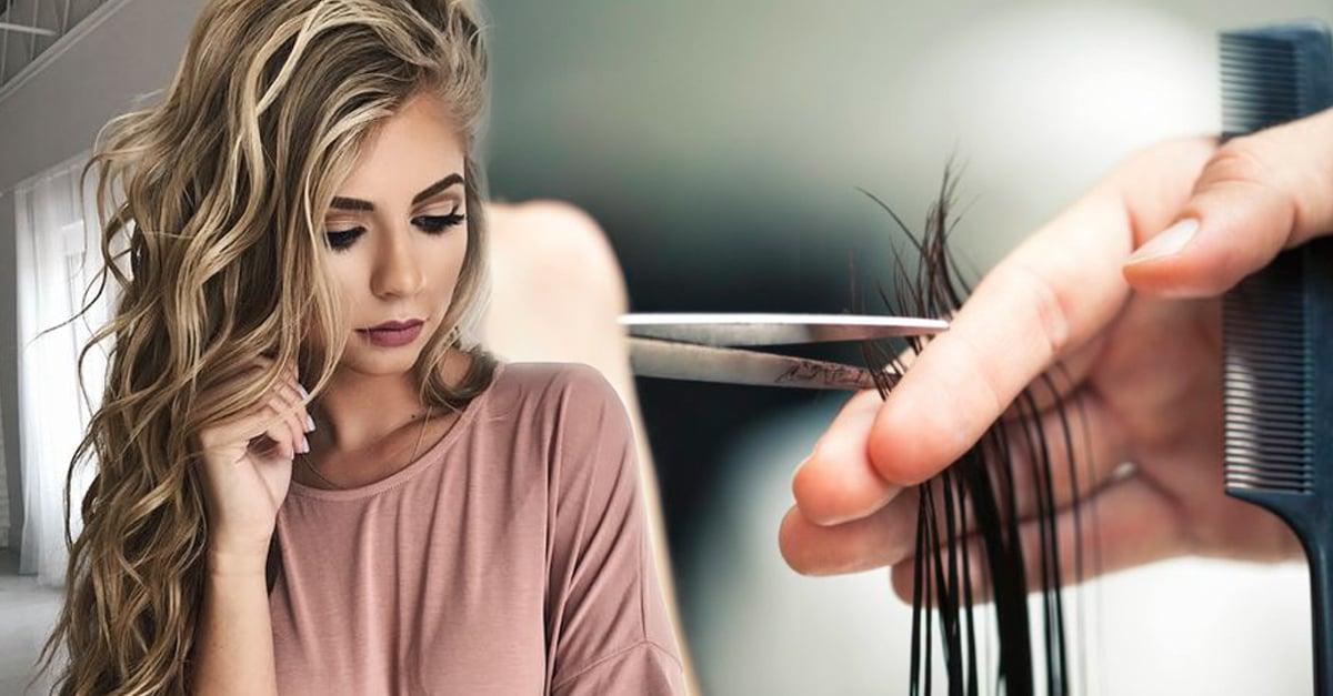 10 recomendaciones para que tu cabello no tenga puntas abiertas