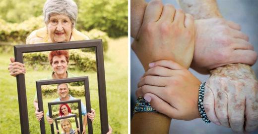 25 fotografías familiares que desearás tener en casa