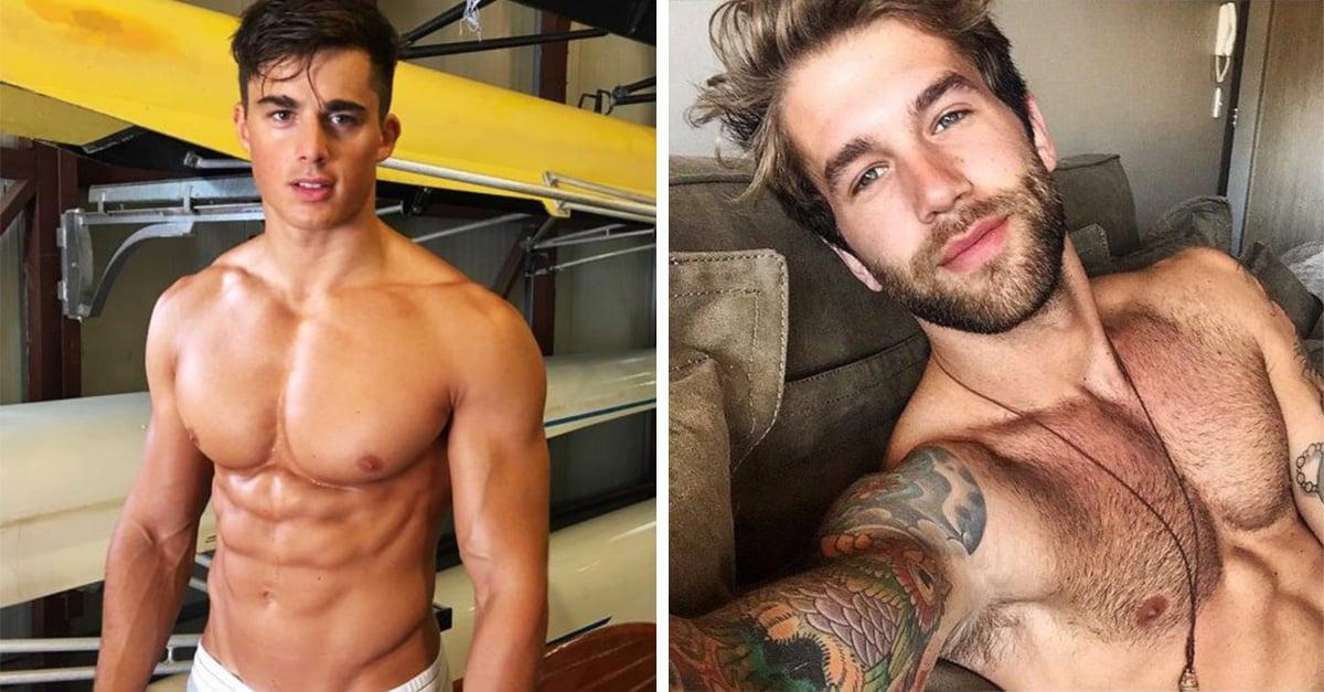 20 hombres que hicieron de Instagram la red social más ardiente del 2016