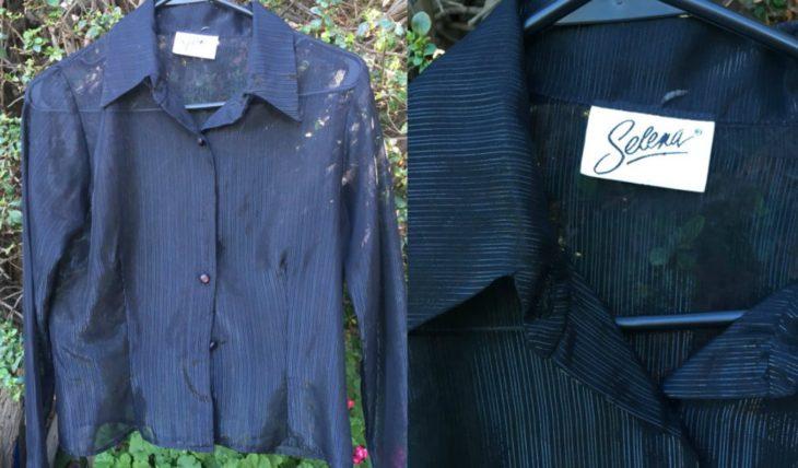 blusa de colección marca selena