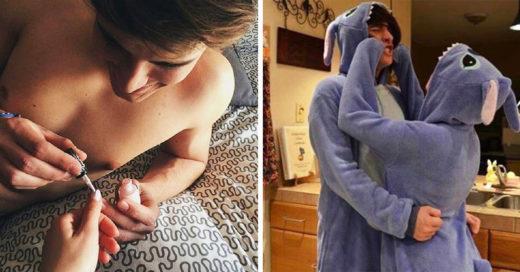 20 imágenes con las que desearás tener novio en el 2017