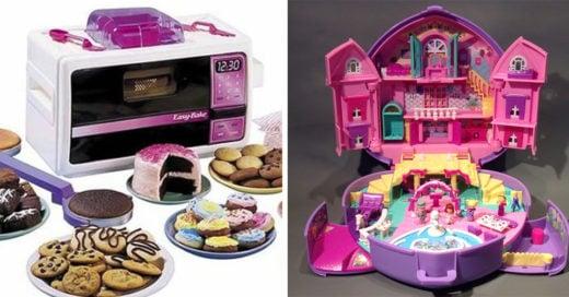 15 juguetes que todas las niñas de los 90 rogábamos por recibir en navidad