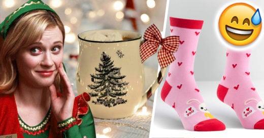 Los 15 peores regalos que una persona puede recibir en un intercambio navideño