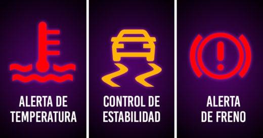¡No te quedes a medio camino! Guía de las luces del tablero de tu auto
