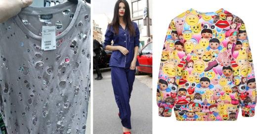 15 errores de moda del 2016 que no podemos repetir en el 2017
