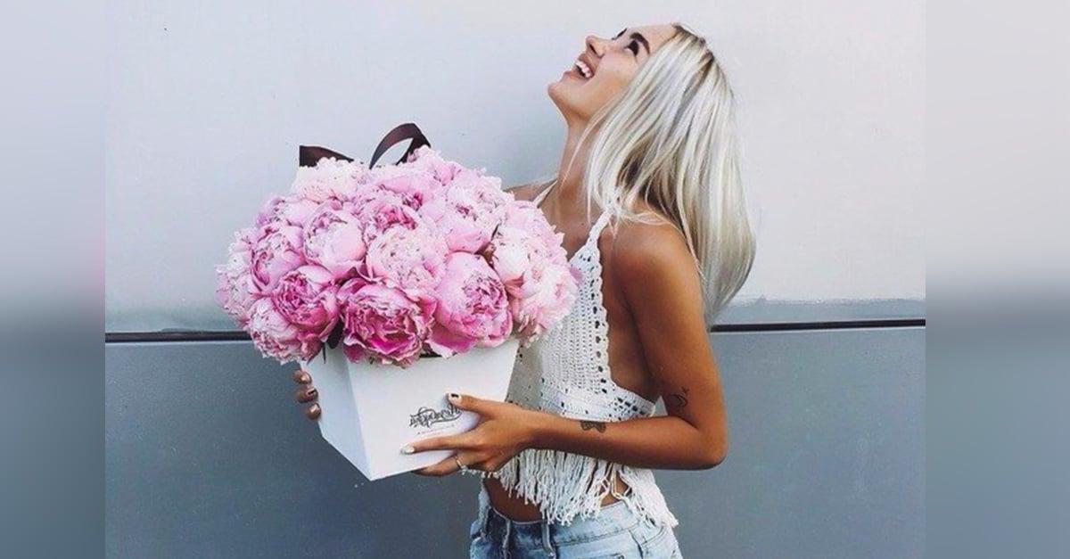 9 momentos en los que nos encantaría recibir flores