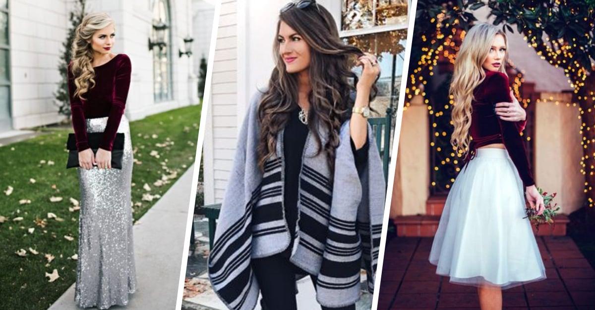 10 outfits sexis de navidad que más de una prima te envidiará