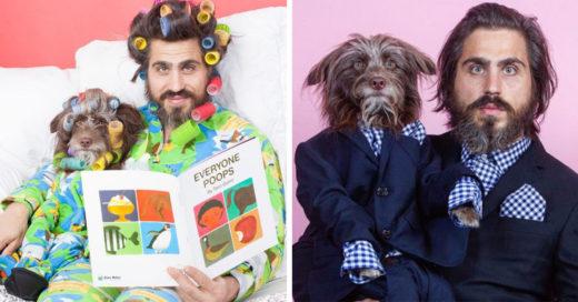 Esta es la mejor prueba de que las mascotas se parecen a sus dueños