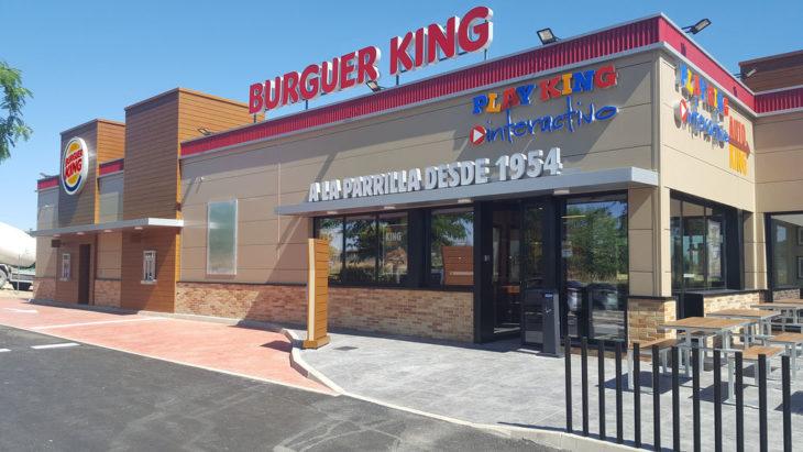 restaurante de comida rápida de hamburguesas