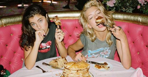 ¿Por qué algunas mujeres comen y no engordan