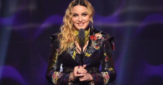 """""""Gracias a los que me hicieron ver el infierno"""" Este es el emotivo discurso de Madonna"""
