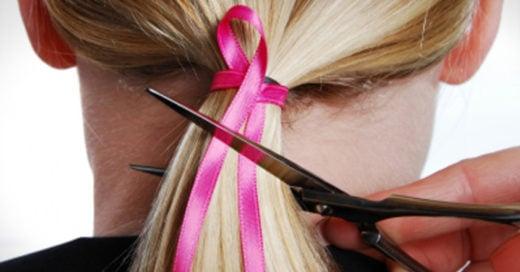 4 razones para donar tu cabello a personas con cáncer y cómo hacerlo