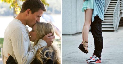 15 razones por las que deberías tener un novio alto