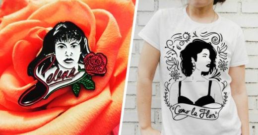20 regalos que toda fan de Selena Quintanilla merece recibir