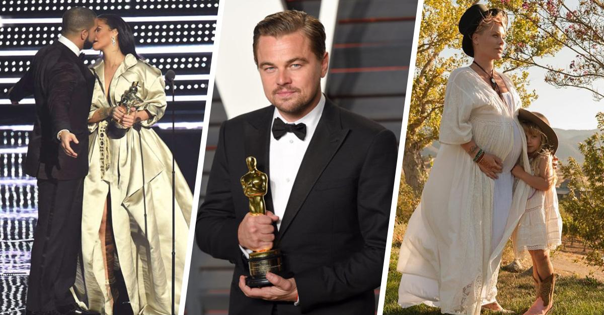 16 sucesos que las celebridades vivieron en el 2016 y dejaron al mundo con la boca abierta