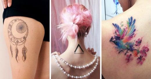 10 estilos de tatuajes que todo el mundo eligió hacerse en el 2016