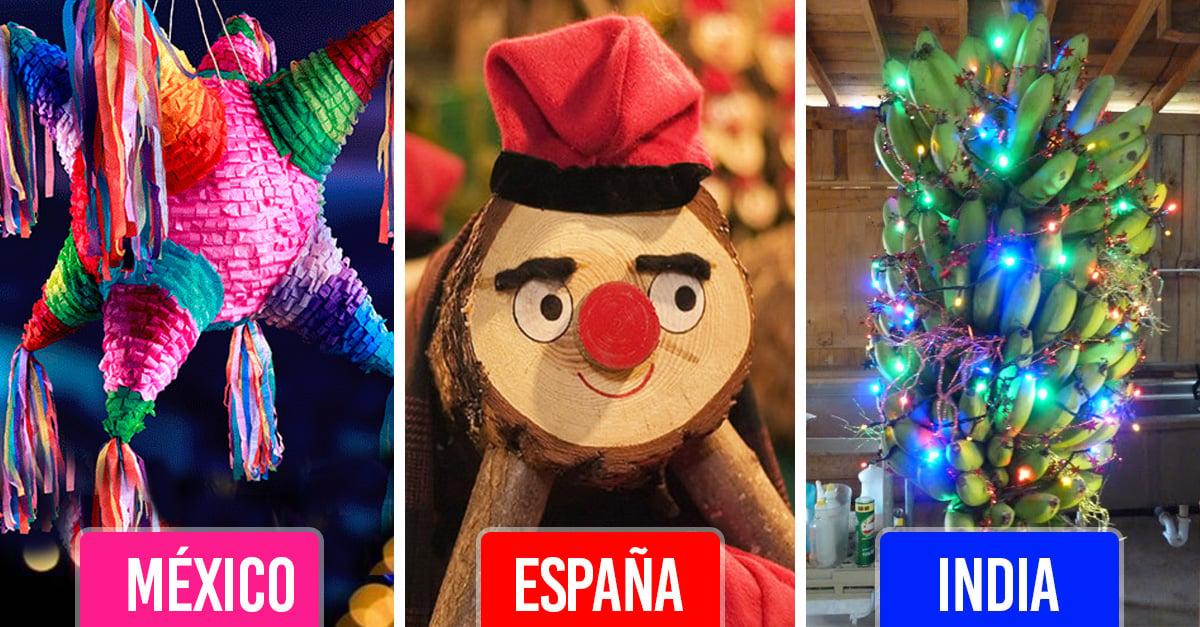 13 tradiciones navideñas al rededor del mundo que son sorprendentes