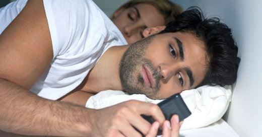 10 señales de que tu pareja está teniendo un affair emocional