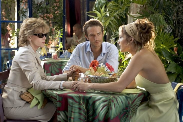Escena de la película monster in law