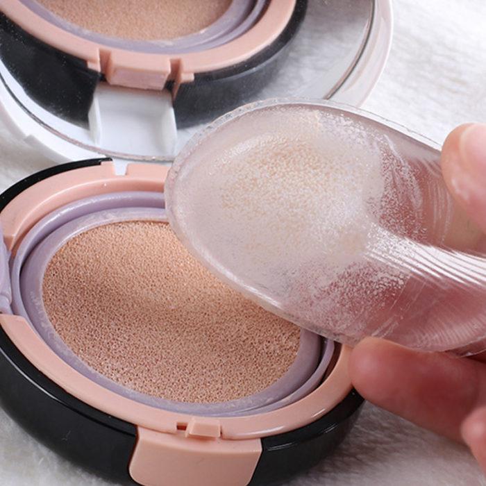 esponjas de silicon para maquillaje