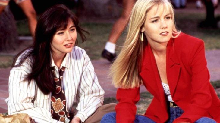 Shannen Doherty y Jennie Garth