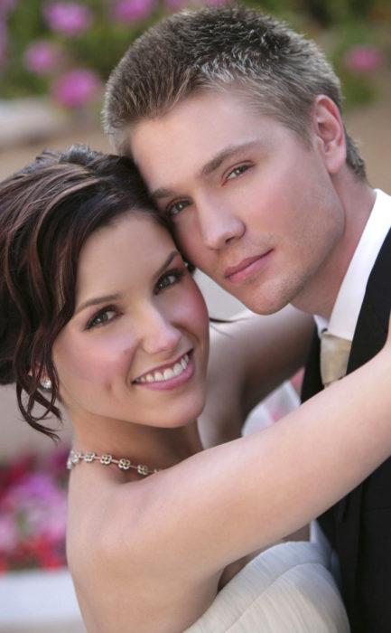 Chad Michael Murray y Sophia Bush