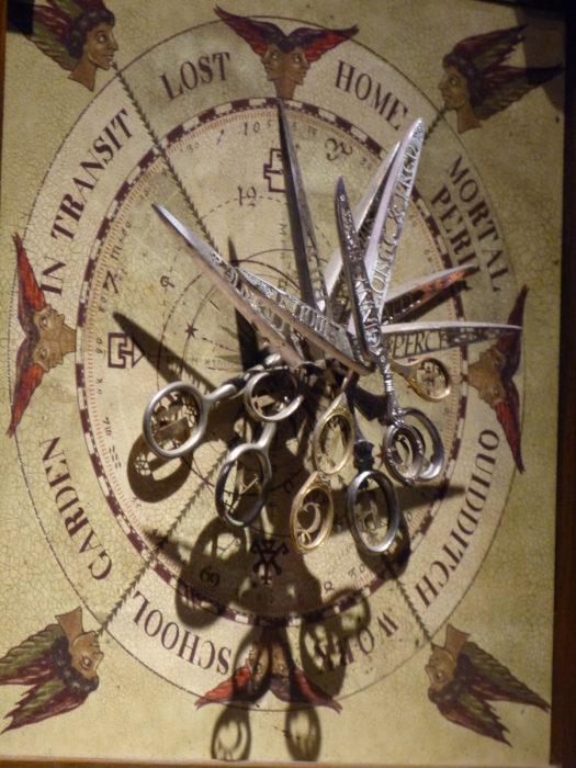 reloj de los weasley