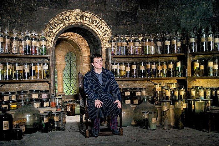 pociones magicas Harry Potter