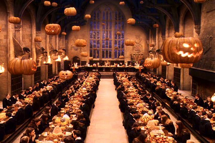 Gran salon Harry Potter