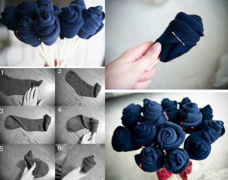 ramo de calcetines