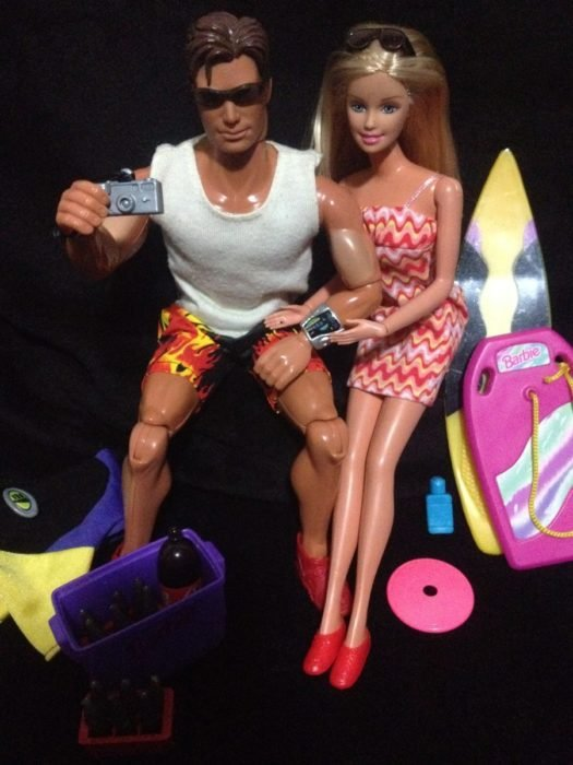 max steel y barbie