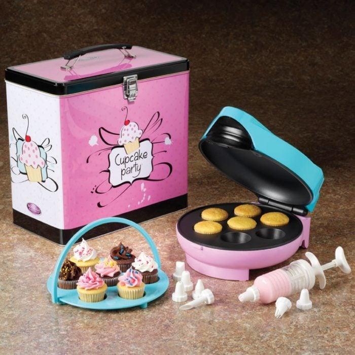 maquina para cupcakes