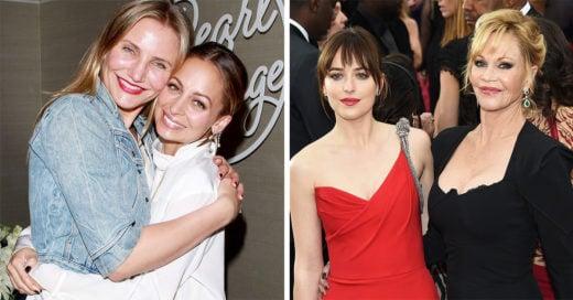 23 celebridades que no sabías que son parientes