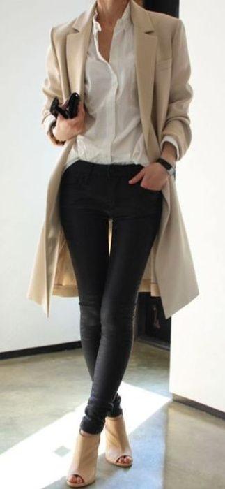 Abrigo marrón