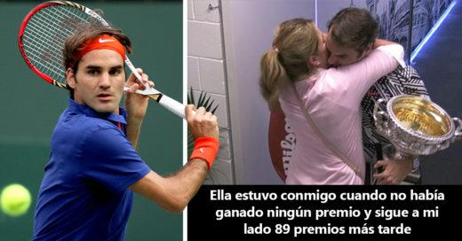 Este es el tierno agradecimiento del mejor tenista del mundo a su fan número 1