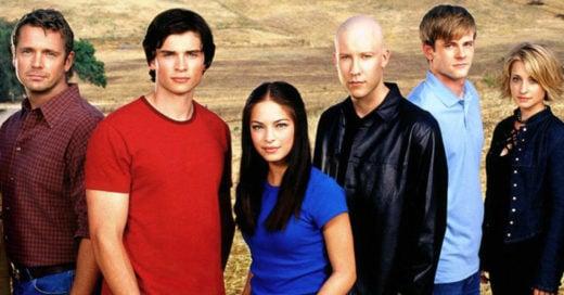 Así lucen los actores de Smallville 16 años después
